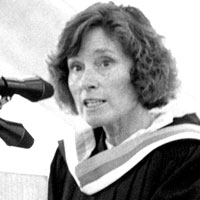 M Hunter Hoffman speaks at Sheridan College Convocation, Oakville, Ontario